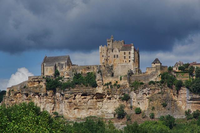 Castillo en Beynac-et-cazenac