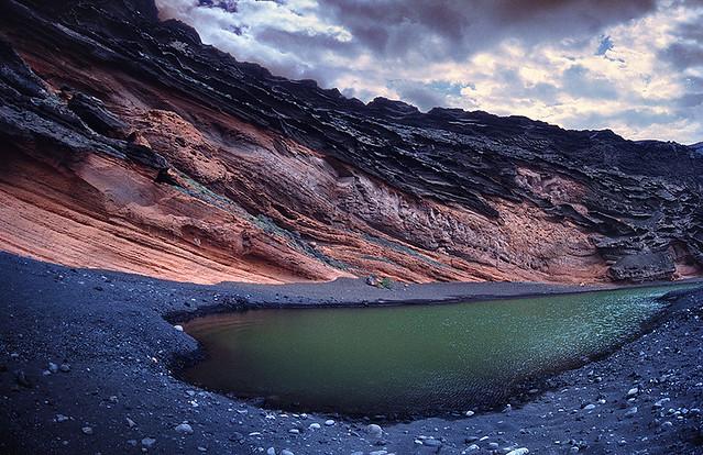 Primeval landscape – waiting for life