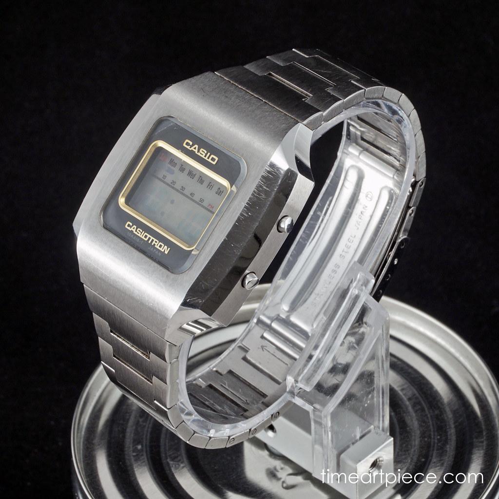 Casio Casiotron S-11