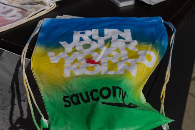 Saucony personalisiertes T-Shirt