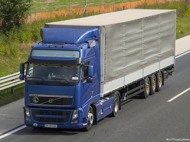 Volvo FH13 Globetrotter (UA)