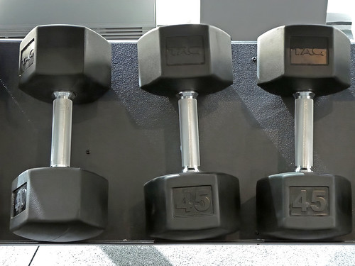 Dumbbells | by Atelier Teee