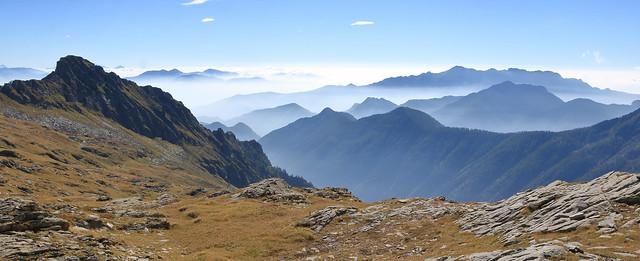 Valle Vergeletto da Piròi, Canton Ticino, Svizzera