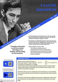Claude Shannon | by isabel.wagner