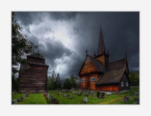 Vågå Stave Church - Norway | by Fr@ηk 