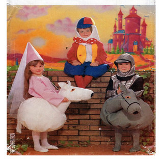 Butterick 4285 Child Costume Pattern
