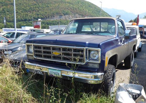 Chevrolet Truck | by Spottedlaurel