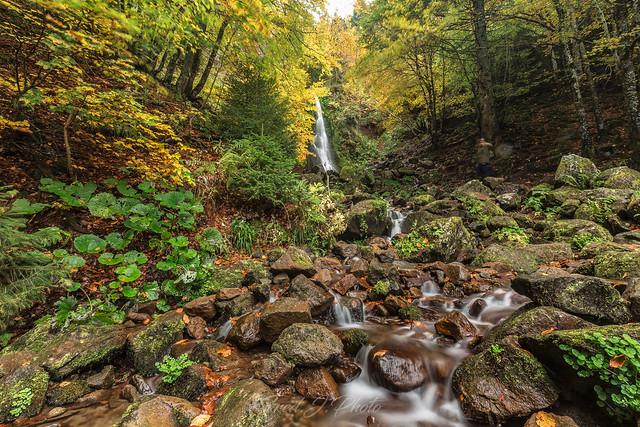 Cascade de la Perouse