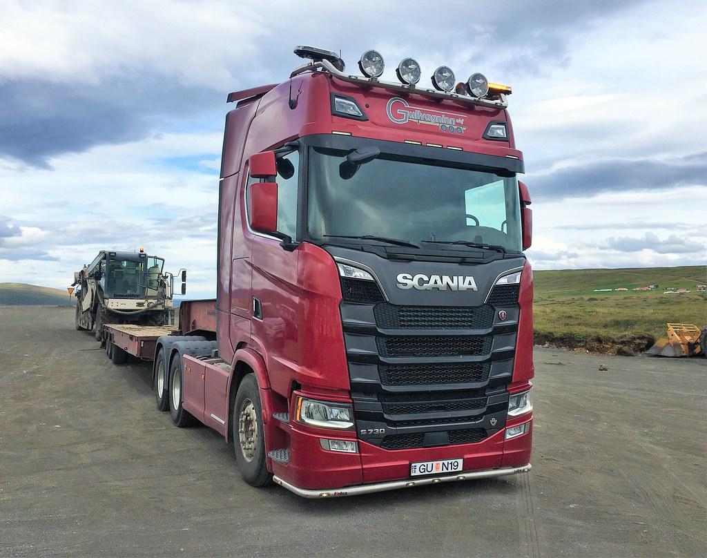 Scania S730 V8 - Gullvagninn | Istvan Nagy | Flickr