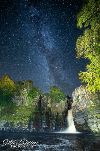 highforce highforcewaterfall highforcewaterfallmilkyway milkyway astrophotography astrophotographer countydurham weardale samyangcsc14mmf28edasifumc samyang14mm28 sonya7s mikeridley samyang