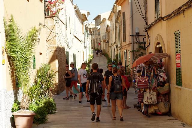 Alcudia old Town  Majorca Spain (10)