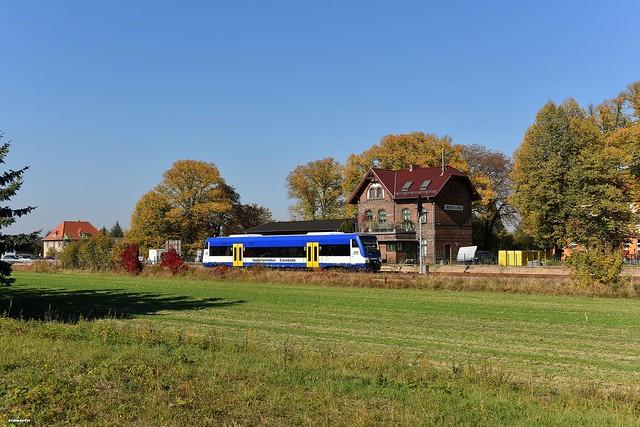 Herbstliches Lindenberg-Glienicke