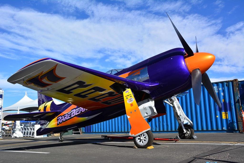 Reno Air Races 2018 - Grumman F8F-2 Bearcat Race 77