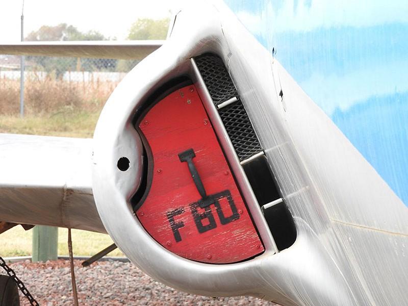 Lockheed P-80-F-80 Shooting Star 4