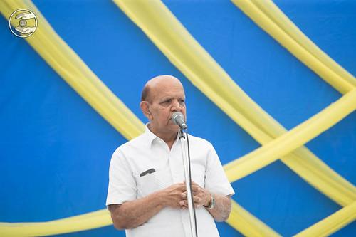 Master Gurcharan Singh from Panipat, Haryana