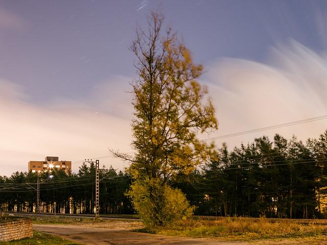 Rahumäe, Tallinn, Estonia, October 2018