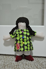 Owie Doll Reversible Dress