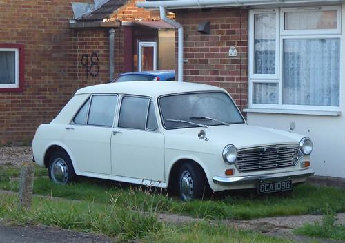 1969 Austin 1300   by Spottedlaurel