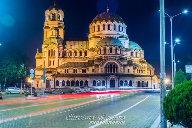 St Alexander Nevski
