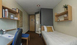 Bedroom   University of Manchester Accommodation   Flickr