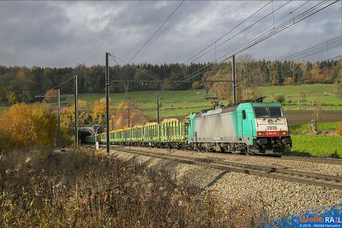 2838 LNS . E 48503 . Hombourg . 12.11.18.