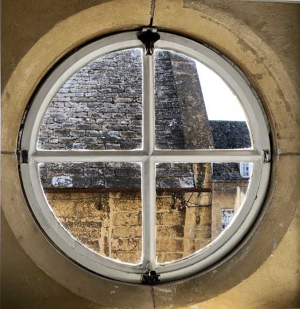 Window on Chipping Campden