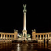 Heroes' Square in Budapest by davidfry