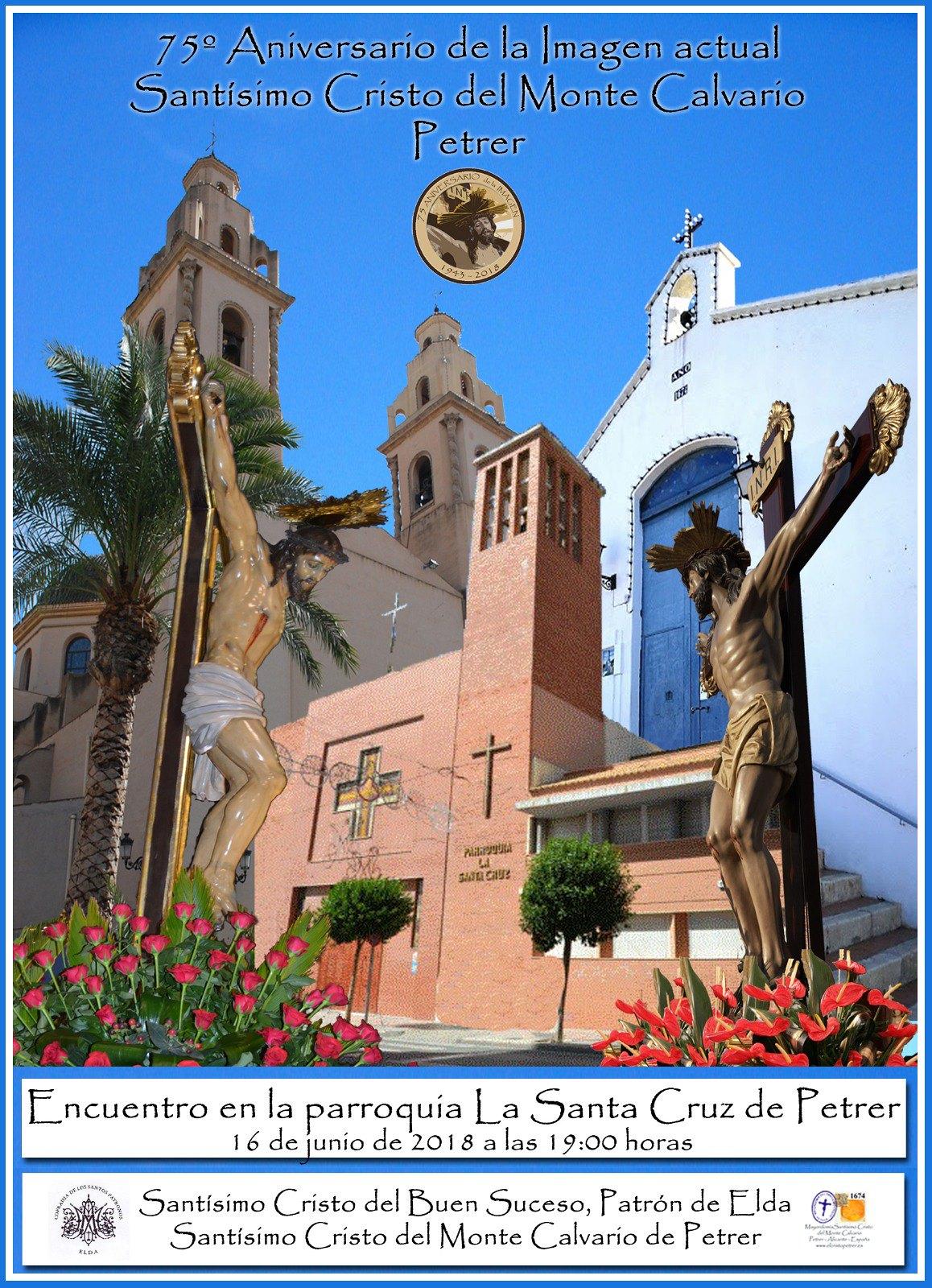 ElCristo - Actos - Encuentro 75 Aniversario - (2018-06-16)