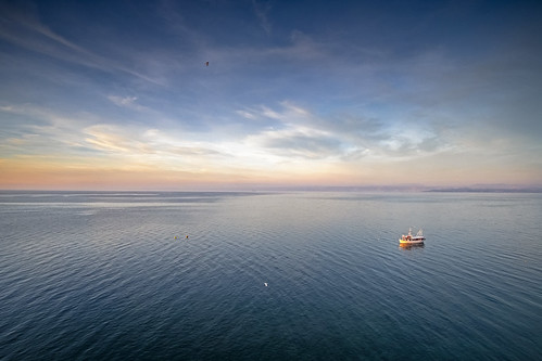 Alone at Sea   by lskornog