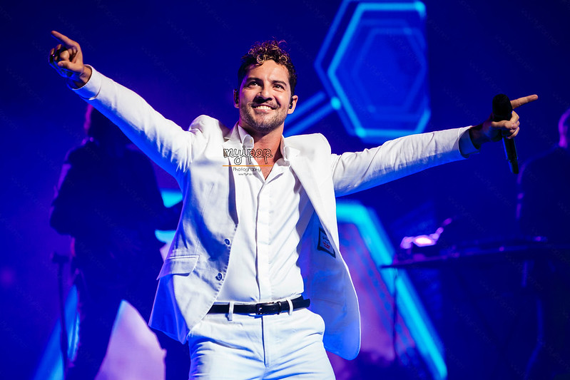 David Bisbal - Teatro Real 2018
