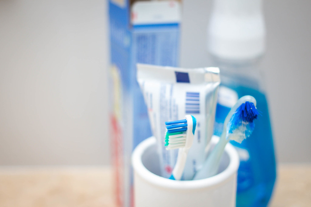 Toothbrush With Toothpaste - take this to Bedbugs London Zoo sleepover, top of our most unusual places to stay in London