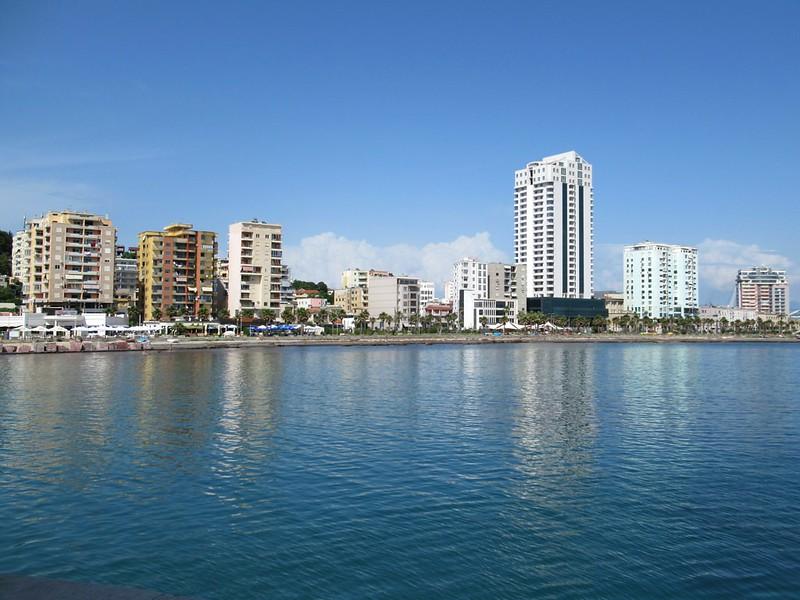 Durres Waterfront