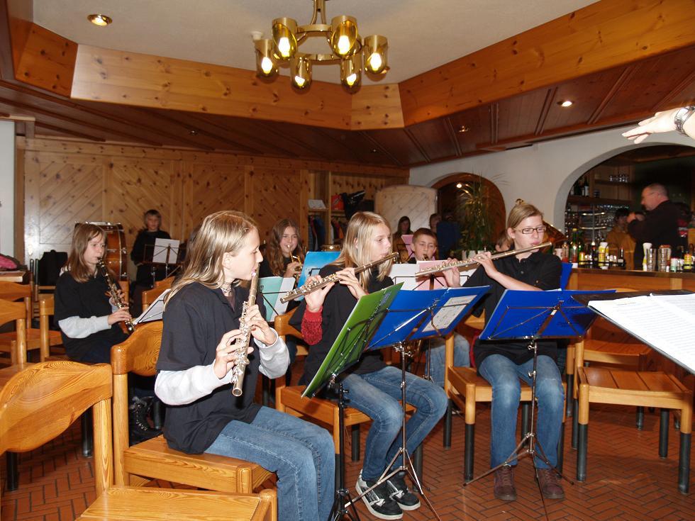 Jugendmusiklager 2009