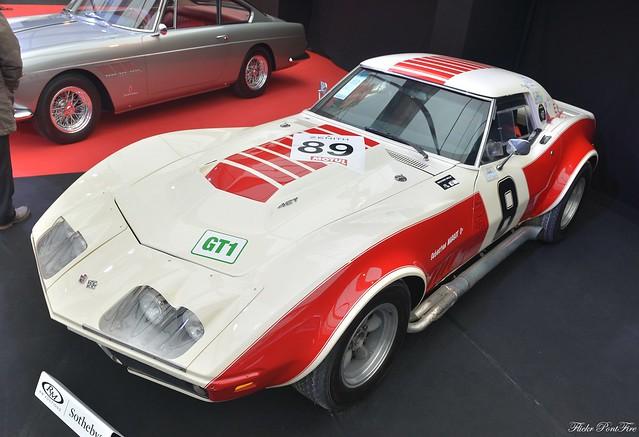 1969 CHEVROLET Corvette Sting Ray SCCA convertible