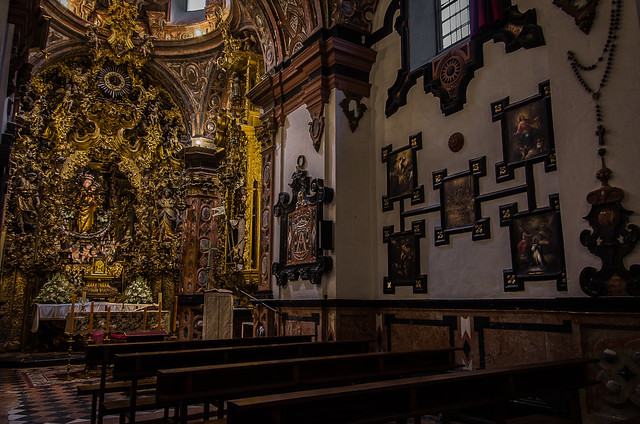Capilla del Rosario Iglesia de Santo Domingo - Écija - (Sevilla) - España