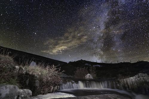 Voie Lactée sur l'Aubrac