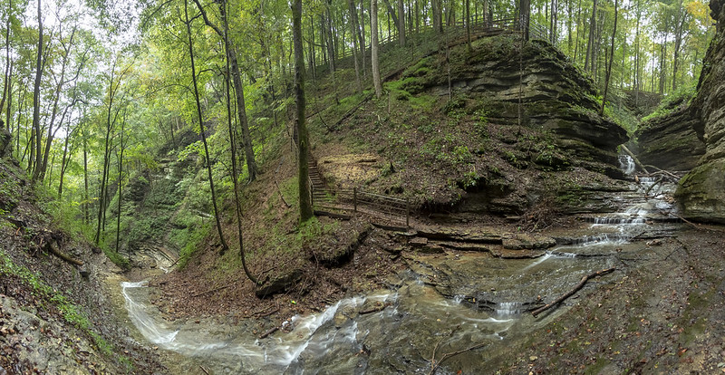 Winding Stair Cascade, Winding Stairs Park, Macon County, Tennessee 12