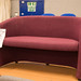 Two seater tub sofa E135