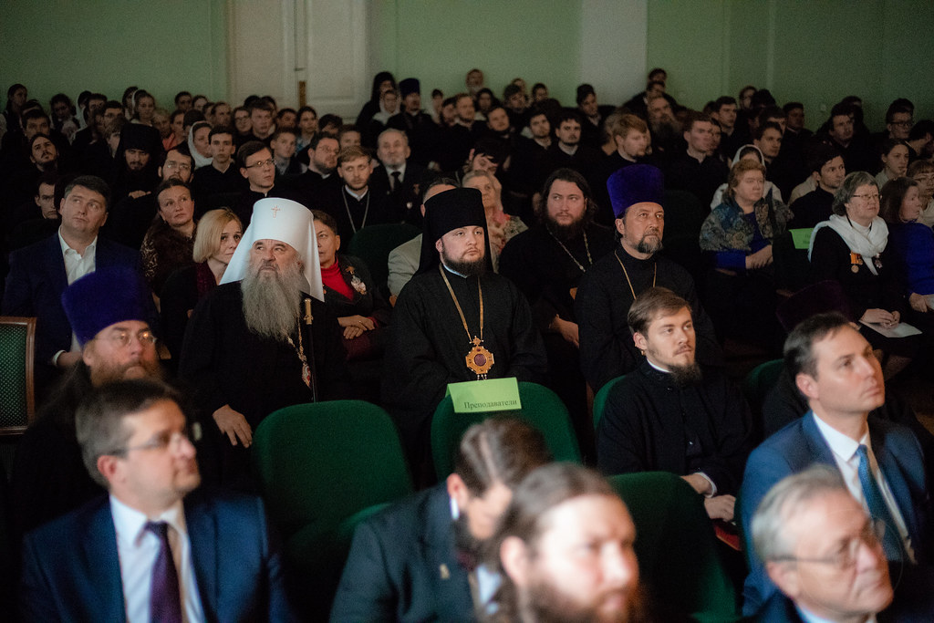 9 Октября 2018, Торжественный акт / 9 October 2018, Ceremonial act