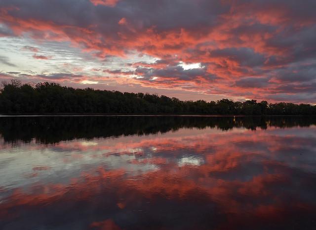 Connecticut River Sunrise iii 159
