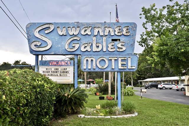 Suwannee Gables Motel - Old Town,Florida