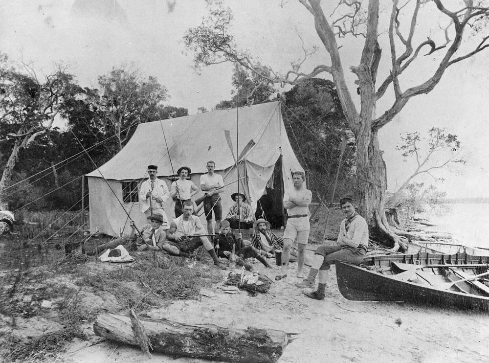 Christmas Camping Australia.Perry Brothers Camping At Stradbroke Island Christmas 18