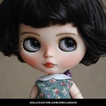 Check out EmiliaSoVa (@pekunella) at the DollyCustom site: https://www.dollycustom.com/emiliasova⠀ .⠀ .⠀ .⠀ #blythe #dollycustom #blythecustom #blythecustomizer #ooakblythe #customblythe #kawaii #doll #artdoll #dollstagram #blythestagram #blythelover #ブライ