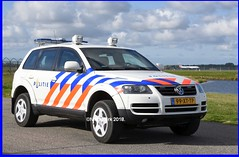 Dutch Police Touran AAS.