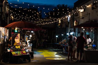 Craft Market, New Orleans