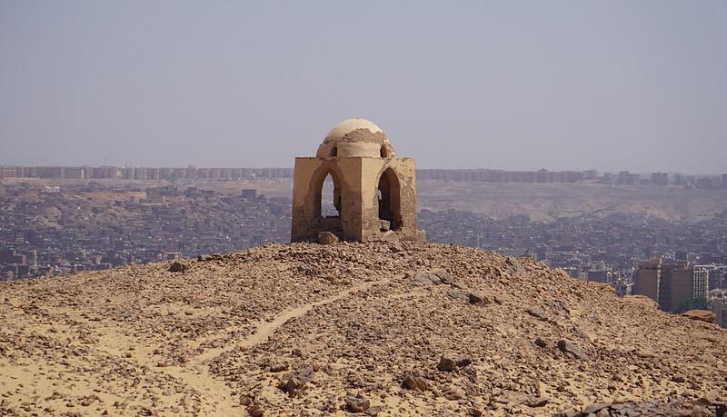 Qubbet al-Hawa, West Bank, Aswan, Egypt.