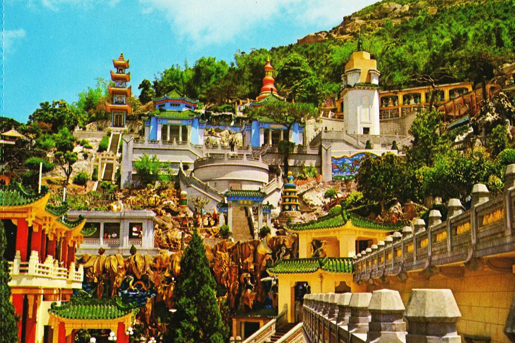 Tiger Balm Garden   Haw Par Mansion (Chinese: 虎豹別墅) better k ...