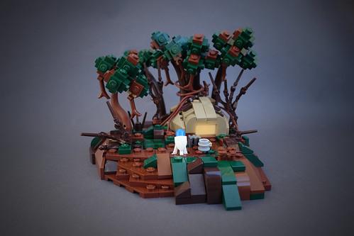 Yodas Hut