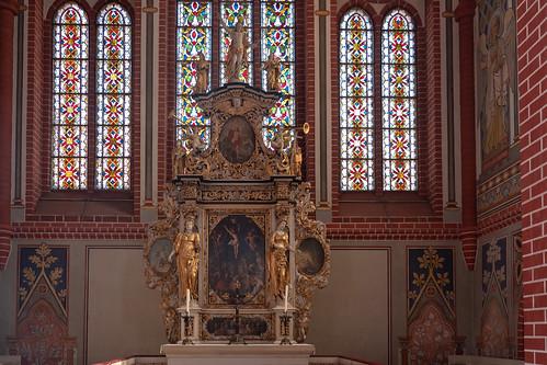 Kirche Neubrandenburg