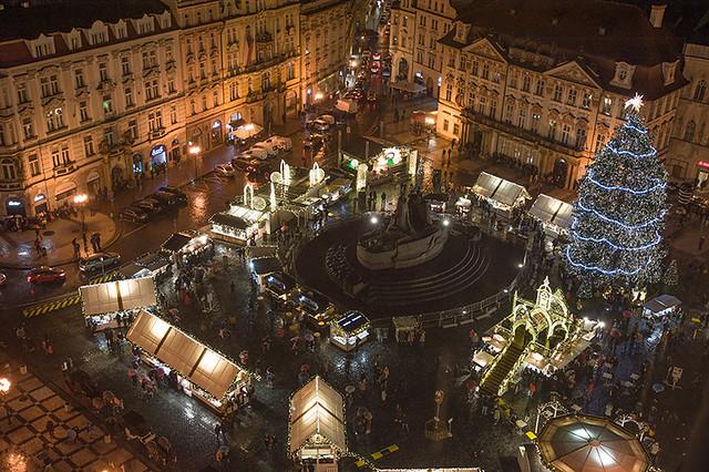 Prague - Christmas market
